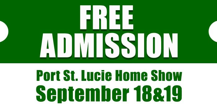 Free Admission Port St Lucie announcement